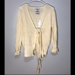 Urban Outfitters Wrap Cardigan Sweater